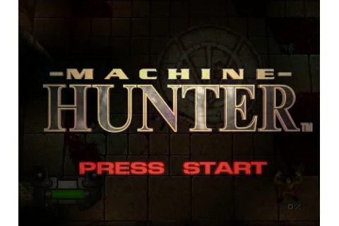 Machine Hunter Download Game | GameFabrique