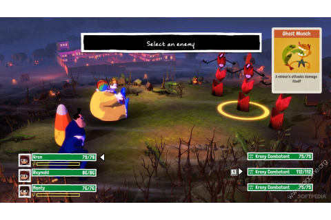 Costume Quest 2 - Download Free Full Games | Adventure games