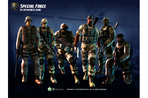 7.SF (Special Force) | FPS game online