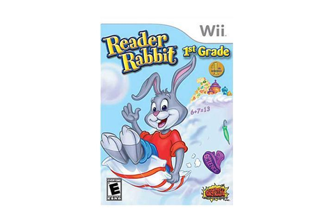Reader Rabbit 1st Grade Wii Game - Newegg.com