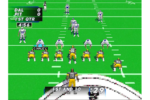 Madden NFL 97. Download and Play Madden NFL 97 Game ...