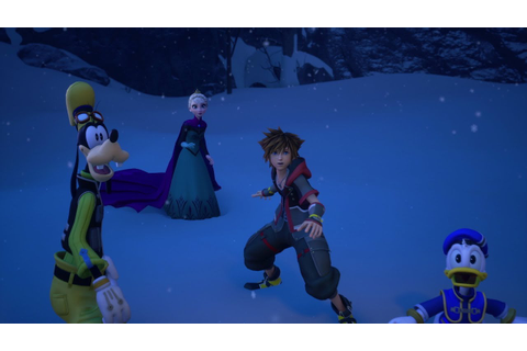 KINGDOM HEARTS III – Together Trailer (Closed Captions ...