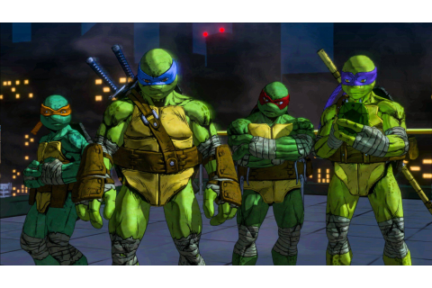 PlatinumGames' Teenage Mutant Ninja Turtles Game Gets ...