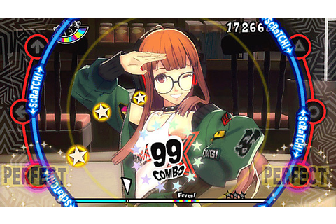 Persona 5: Dancing in Starlight Game | PSVITA - PlayStation
