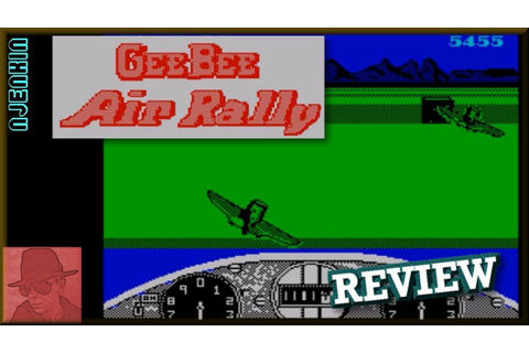 Gee Bee Air Rally - on the ZX Spectrum 48K !! with ...