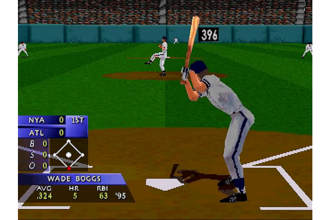 3D Baseball 95 Download Game | GameFabrique