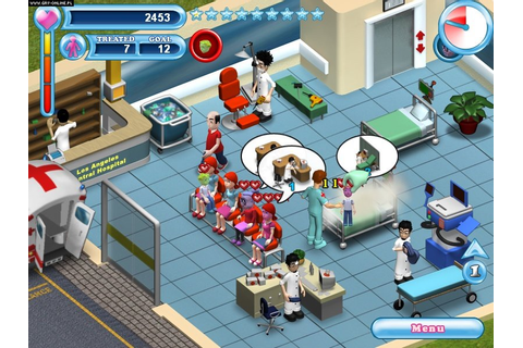 Hysteria Hospital: Emergency Ward - screenshots gallery ...