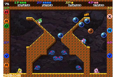 Bubble Bobble Plus! on (Wii): News, Reviews, Videos ...
