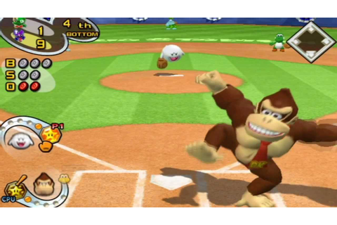 Mario Superstar Baseball - The Greatest Game Ever Played ...