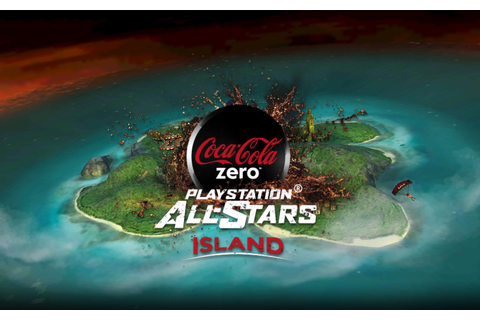 Weirdness: PlayStation All-Stars Holiday in Coke Zero ...