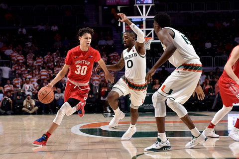 Rutgers Men's Basketball Game #5 Preview vs. Boston ...