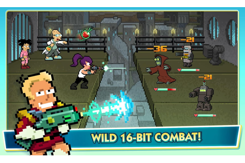Futurama: Worlds of Tomorrow - Android Apps on Google Play