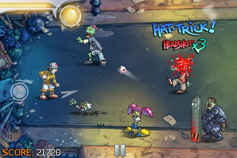 Upcoming 'Pro Zombie Soccer' Takes Zombie Games to the ...