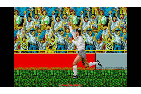 World Cup Italia '90 (Sega Mega Drive) - (Longplay) - YouTube