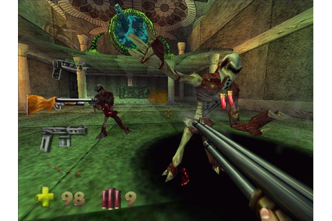 Turok 2 Seeds Of Evil Game - Free Download Full Version For Pc