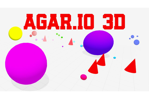 NEW AGAR.IO 3D GAME! - YouTube