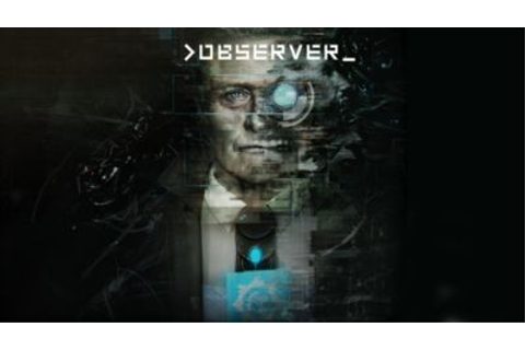 >observer_ Game | PS4 - PlayStation