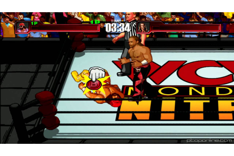 WWE Wrestlefest 2013 Xbox 360 Gameplay - YouTube