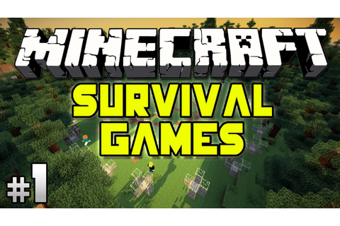 Minecraft: Survival Games Ep.1 - YouTube