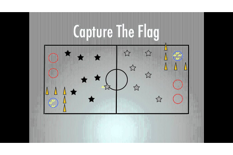 P.E. Games - Capture The Flag - YouTube