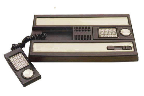 Identify this early video game console - The Video Games ...