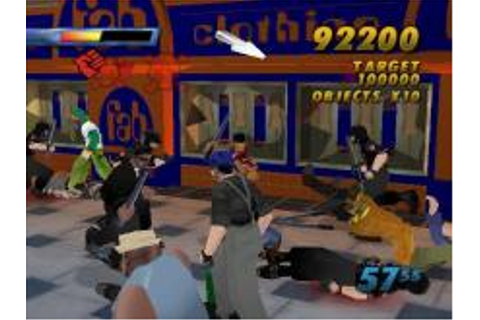 State of Emergency Download (2003 Arcade action Game)