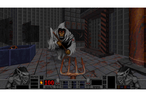 Blood set to return in remaster of gory '90s shooter - Polygon