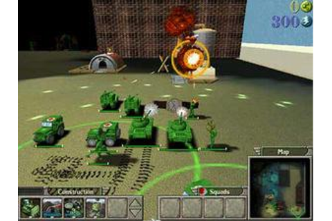 Army Men: RTS Download (2002 Strategy Game)