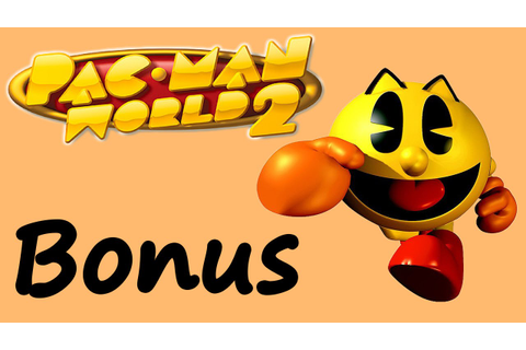 Pac-Man World 2 - Bonus: Arcade Games! - YouTube