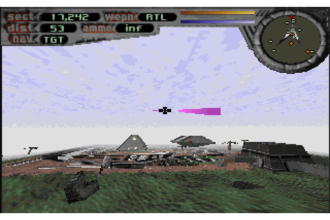 Terminal Velocity (1995) by Terminal Reality MS-DOS game