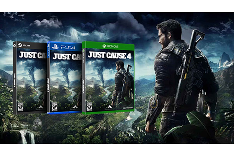 Just Cause 4 announced for PS4, Xbox One, and PC - Gematsu