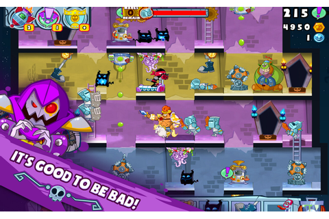 Castle Doombad is a tower defense game that allows you to ...