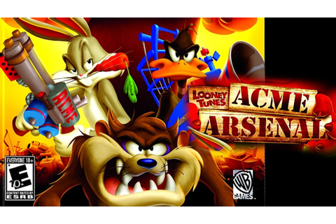 Looney Tunes: Acme Arsenal ... (PS2) - YouTube