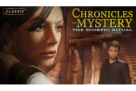 Chronicles of Mystery: The Scorpio Ritual « PCGamesTorrents