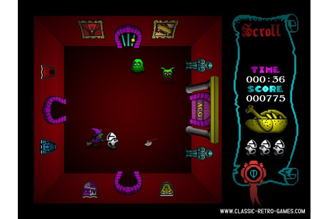 Download Atic Atac & Play Free | Classic Retro Games