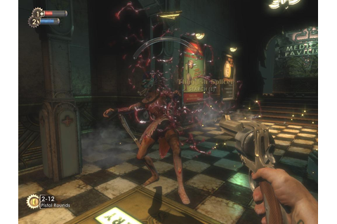 Bioshock Gameplay