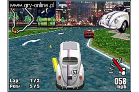 Herbie: Fully Loaded - GBA - gamepressure.com