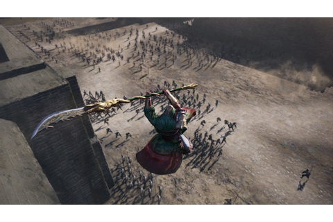 Dynasty Warriors 9: New Details and First Screenshots ...