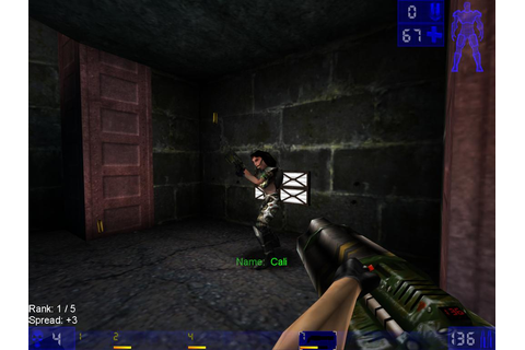 Free Download PC Games and Software: Unreal Tournament 1 Game