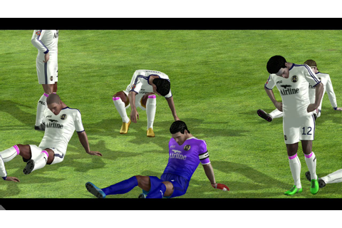 First Touch Soccer 2015 Android Gameplay - YouTube