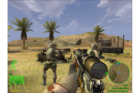 Download Delta Force Black Hawk Down Game Download ...