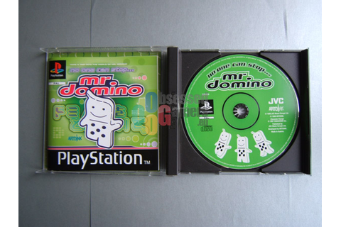 No One Can Stop Mr. Domino - Sony: PlayStation 1 / PSX ...