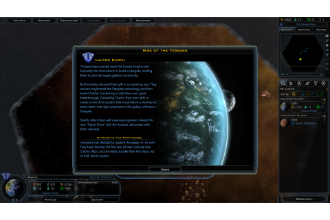 Galactic Civilizations III Rise Of The Terrans Free ...