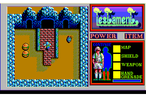 Download Testament (PC-88) - My Abandonware