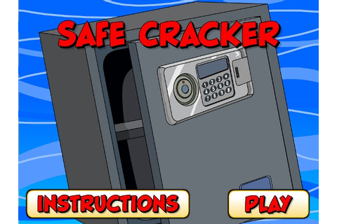 Safe Cracker - Boston Web Design