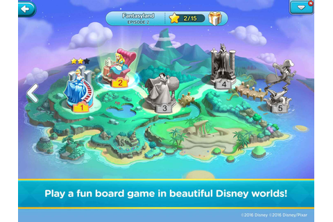 Disney Magical Dice mobile game now available in the US ...
