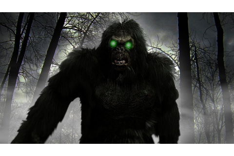 BIGFOOT CAUGHT ON TAPE | Finding Bigfoot Game - Capture ...