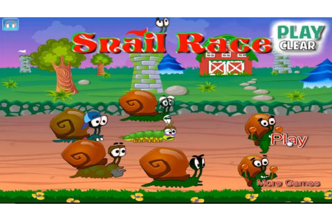 Snail Bob Race Online Games / HD - YouTube