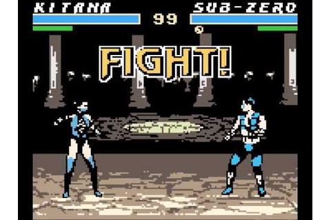 Ultimate Mortal Kombat 3 (Game Boy Color) with commentary ...