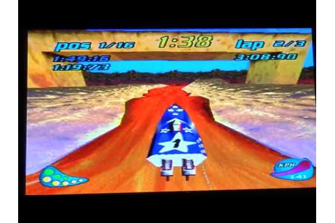 Rapid Racer: PS1 (Actual Hardware) - YouTube